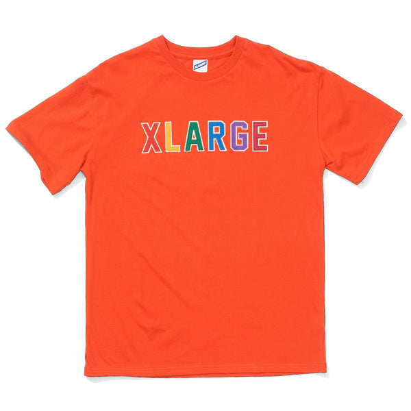 X-Large Mens Colour SS Tee