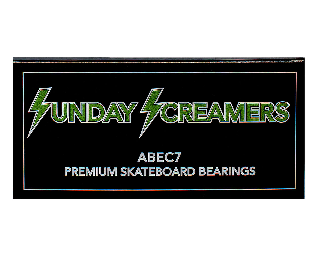 Sunday Abec 7 Screamers Bearings