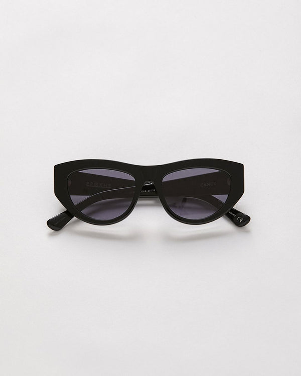Epokhe Candy Sunnies- Black Gloss/Black