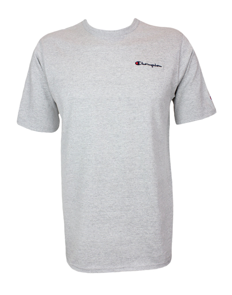 Champion Mens Heritage Tee Shirt- Oxford Grey