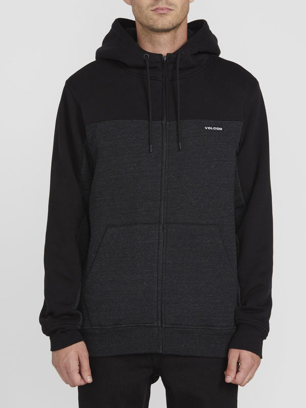 Volcom Mens Single Stone Division Lined Hood