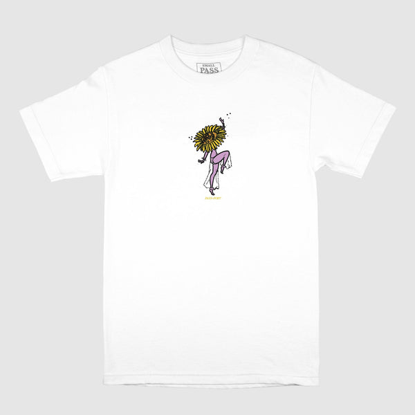 Pass~Port Mens Floral Dancer SS Tee