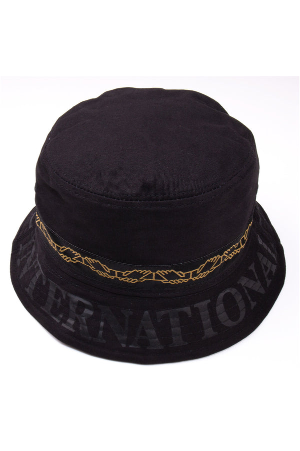 Pass~Port Intersolid Reversable Bucket Hat