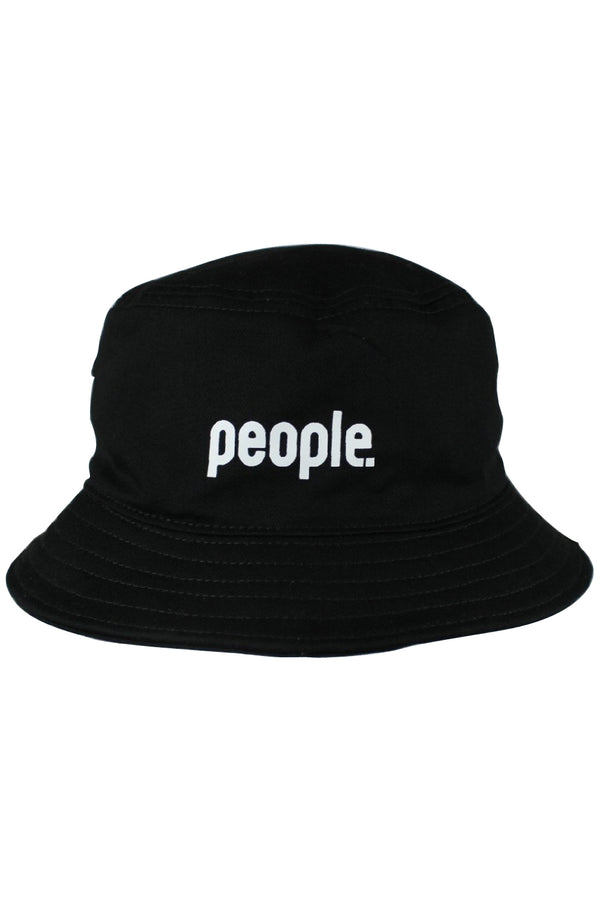People Logo Bucket Hat