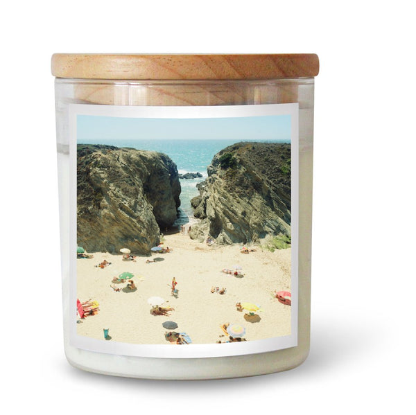 The Commonfolk Collective Beach Life Candle