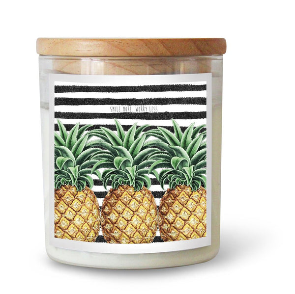 The Commonfolk Collective x Ourlieu Pineapples Candle