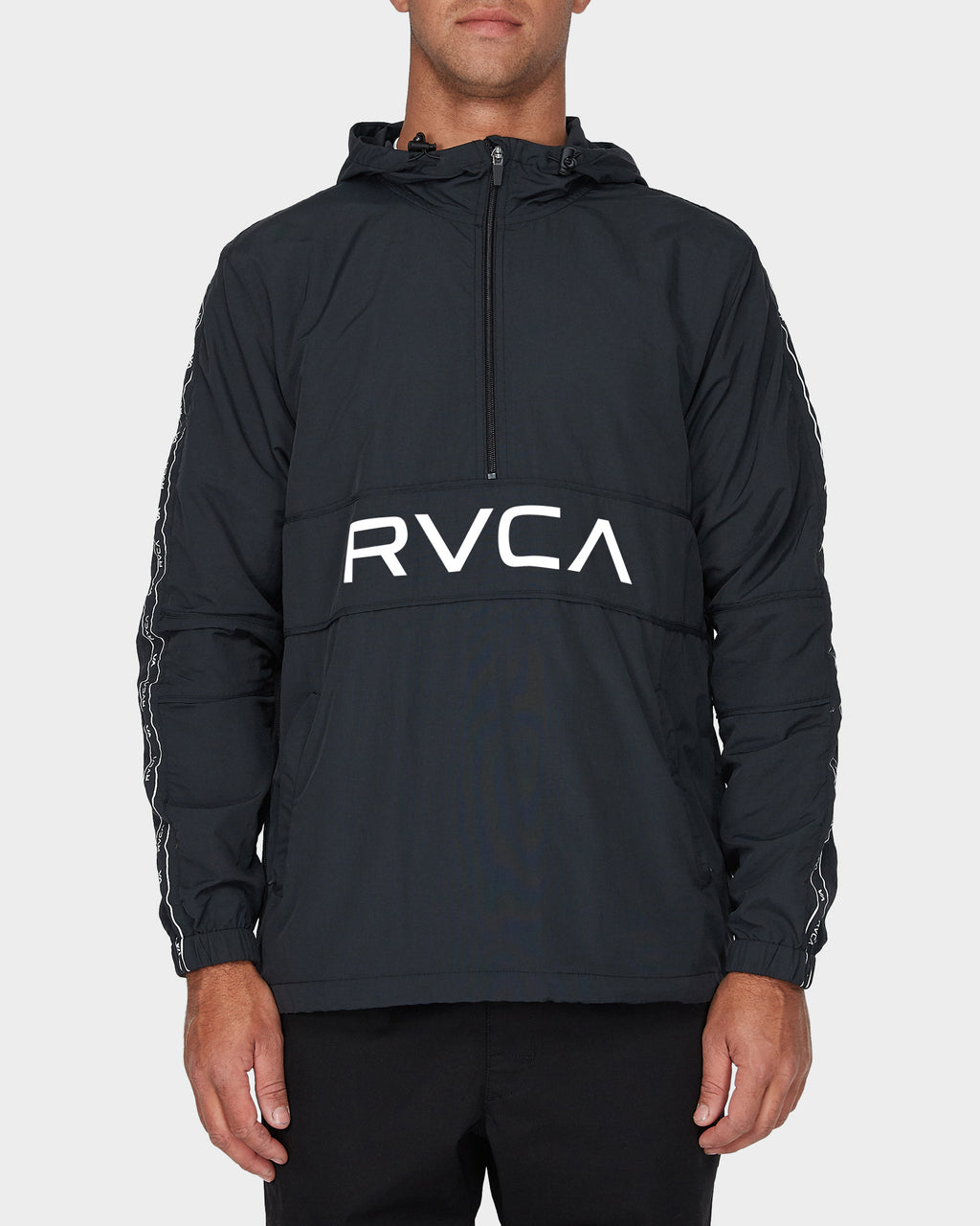 RVCA Mens Adapter Anorak - Front