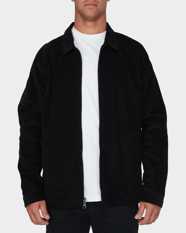 RVCA Mens Cornell Reversible Jacket