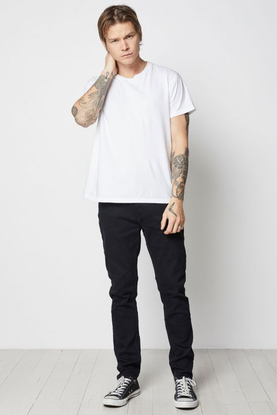 Rollas Mens Tim Slims Jeans - Front