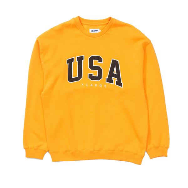X-Large Mens USA Crewneck