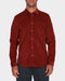 RVCA Mens Truest LS Shirt - Front