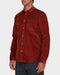 RVCA Mens Truest LS Shirt - Left
