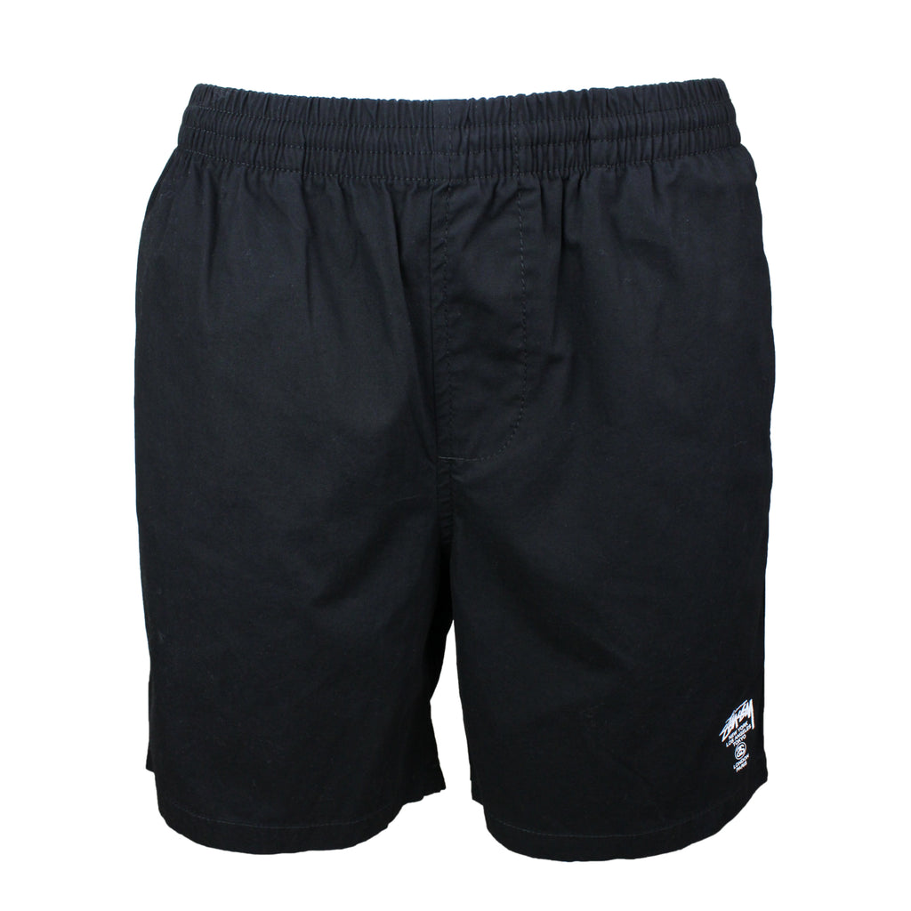 Stussy Basic Cities Beachshorts- Black