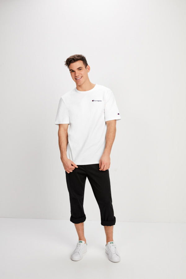Champion Mens Heritage SS Tee - Front