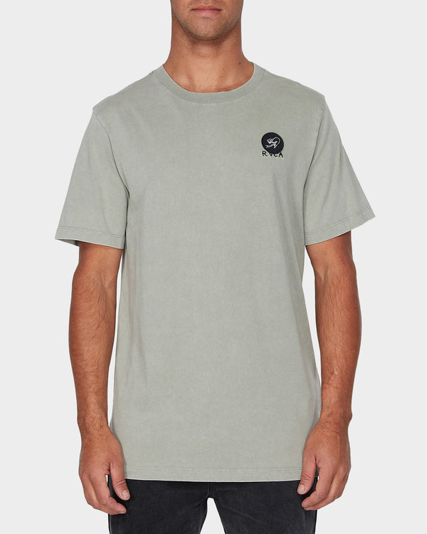 RVCA Mens Eternal Struggle SS Tee - Front