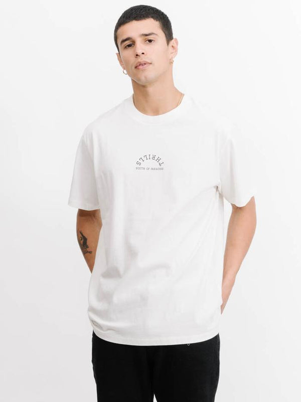 Thrills Mens Courier Merch Fit SS Tee