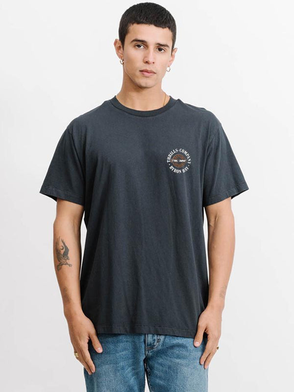 Thrills Mens National Merch Fit SS Tee