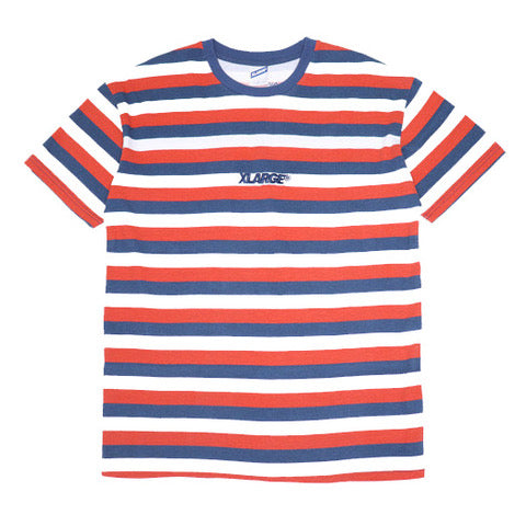 X-Large Mens Forward Stripe SS Tee