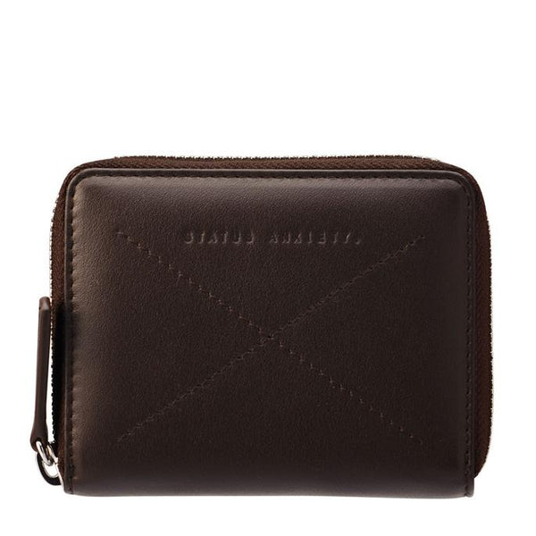Status Anxiety Mens Darius Wallet - Front