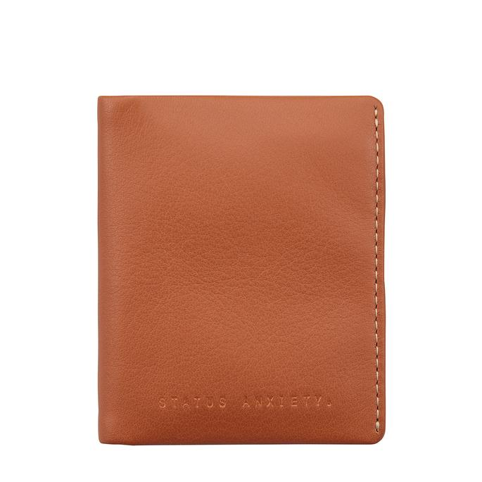 Status Anxiety Edwin Wallet- Camel