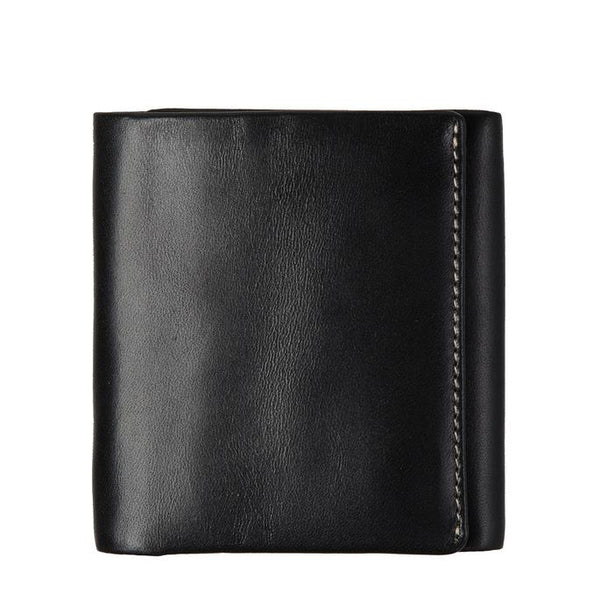 Status Anxiety Vincent Wallet- Black
