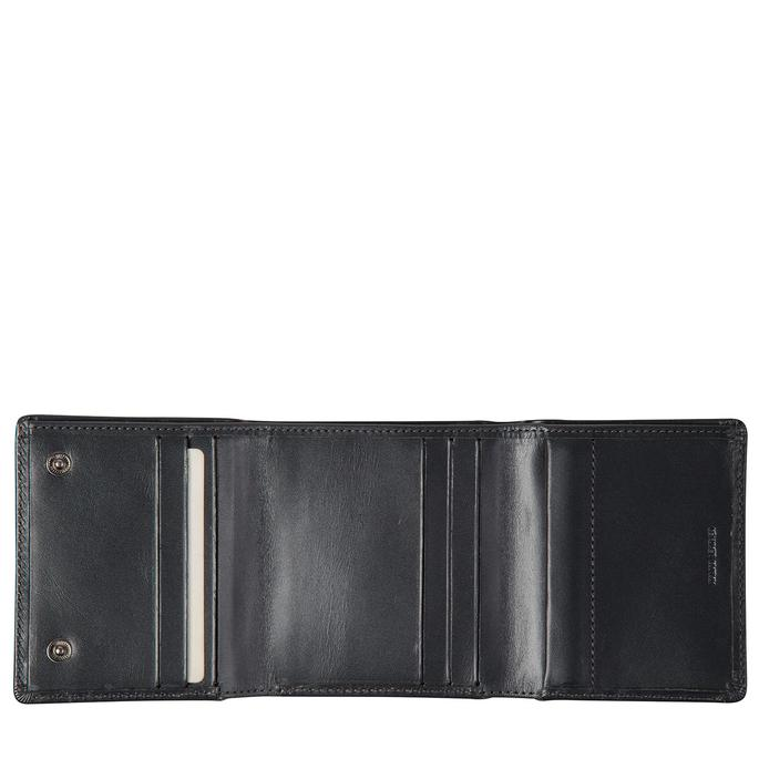 Status Anxiety Vincent Wallet- Charcoal