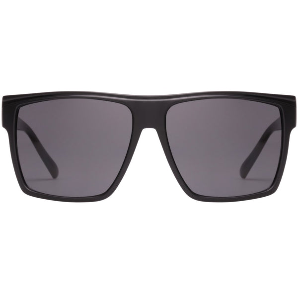 Le Specs Dirty Magic Sunglasses- Matte Black