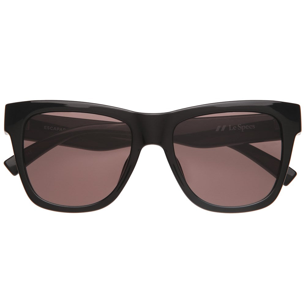 Le Specs Escapade Sunglasses- Black