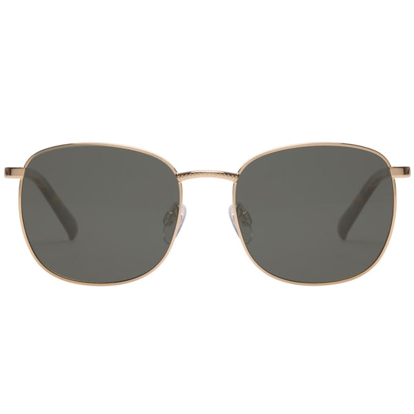 Le Specs Neptune Sunglasses- Bright Gold