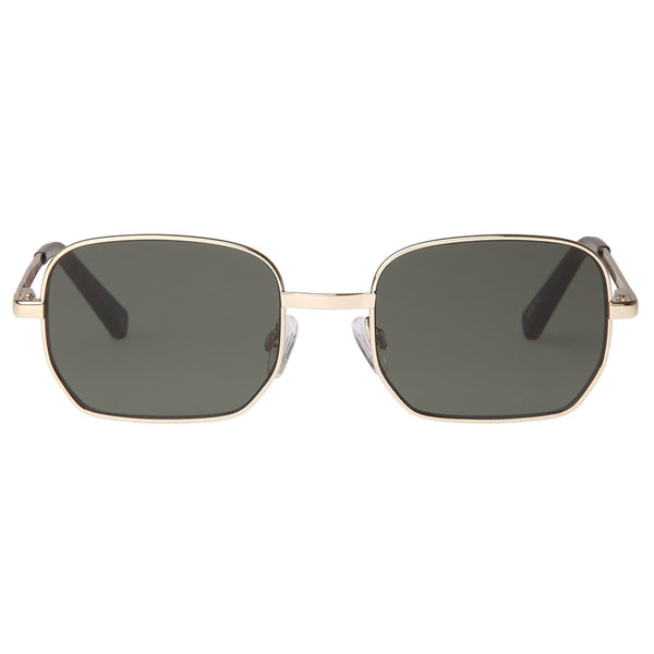 Le Specs The Flash Sunglasses- Gold
