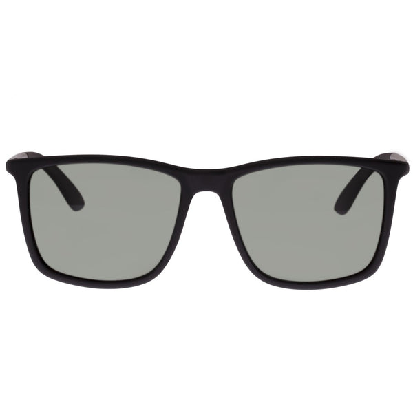 Le Specs Tweedledum Sunglasses- Matte Black