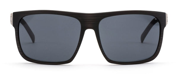 Otis After Dark- Black Woodland Matte/Grey - Front