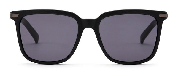 Otis Crossroads- Matte Black/Grey - Front
