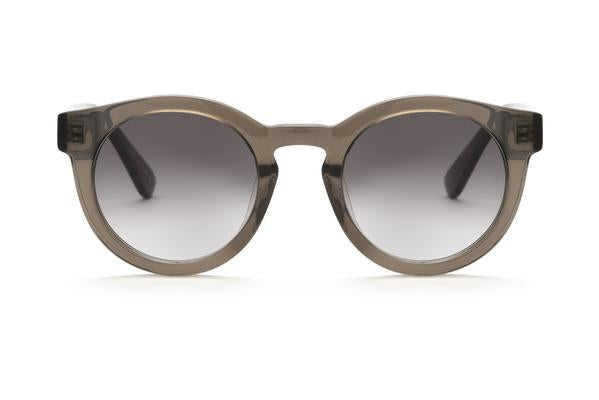Sunday Somewhere Soelae Sunnies- Transparent Grey