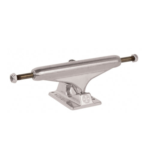 Independent 129 Forged Hollow Trucks- Silver