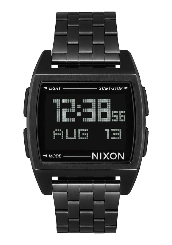 Nixon Base- All Black - Front