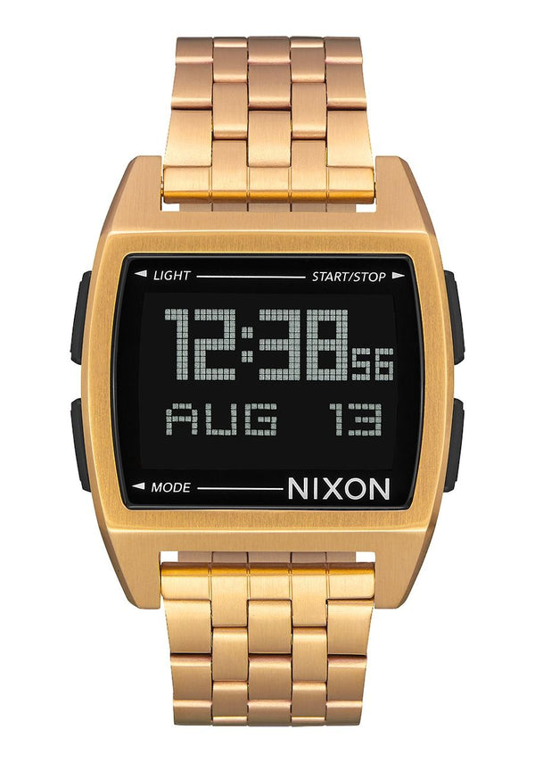 Nixon Base- All Gold - Front