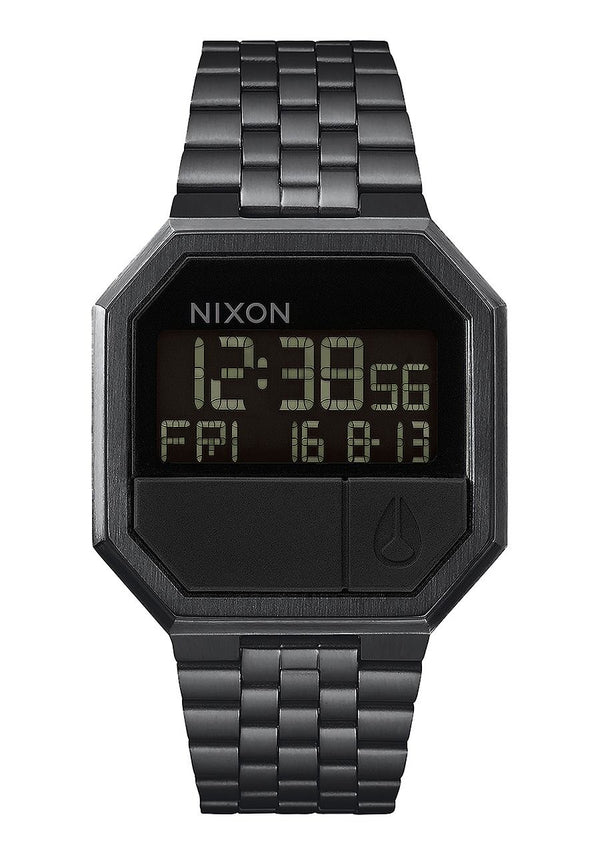Nixon Re-Run- All Black - Front