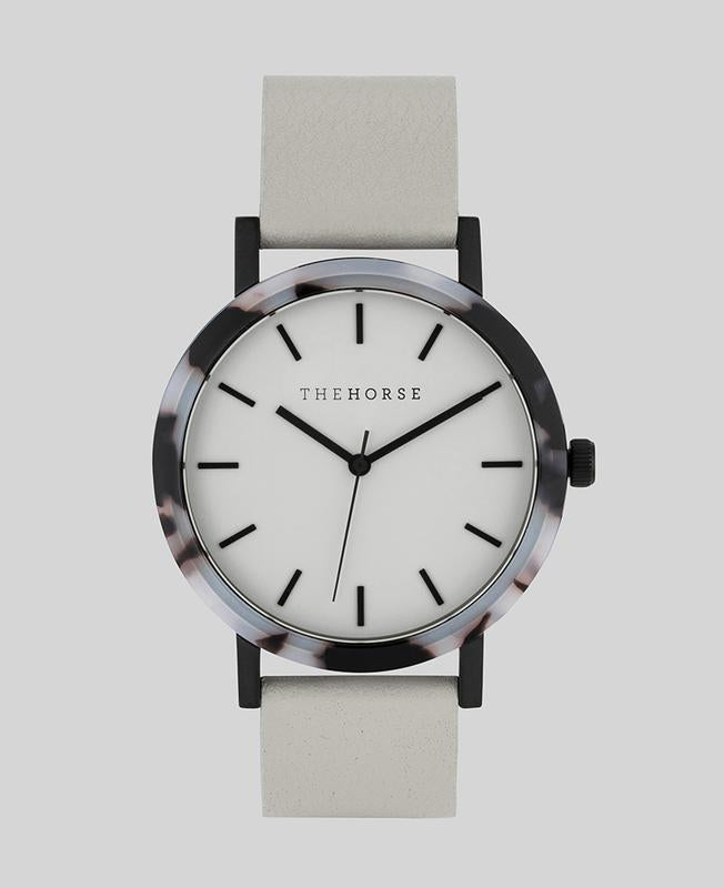 The Horse R Watch- Blonde Tort/Grey/Grey