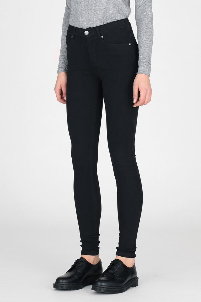 Dr Denim Ladies Lexy Denim Tights - Front