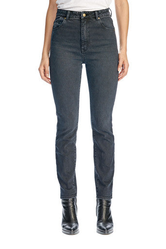 Rollas Dusters Jeans- Comfort Black