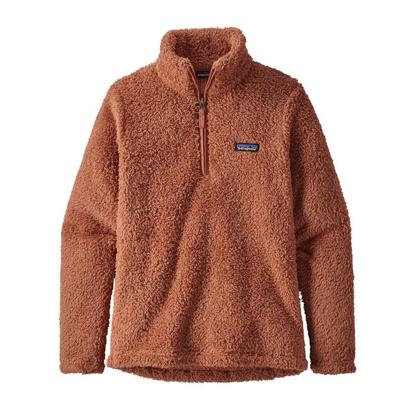 Patagonia Ladies Los Gatos 1/4 Zip - Front