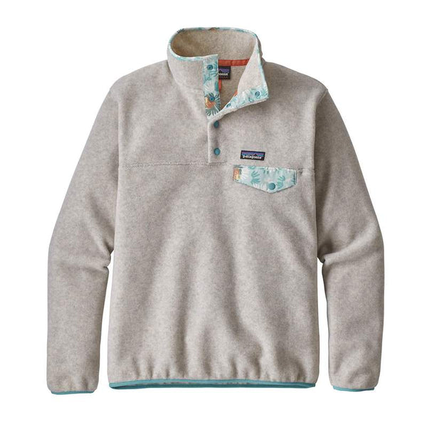 Patagonia Ladies LW Synch Snap Jumper - Front
