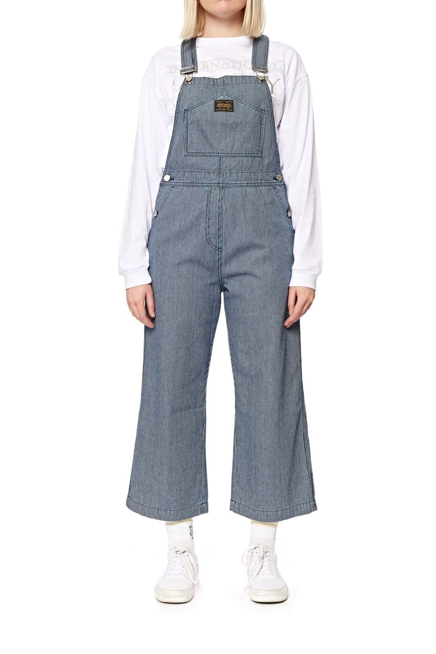 Stussy Ladies Brentwood Overalls