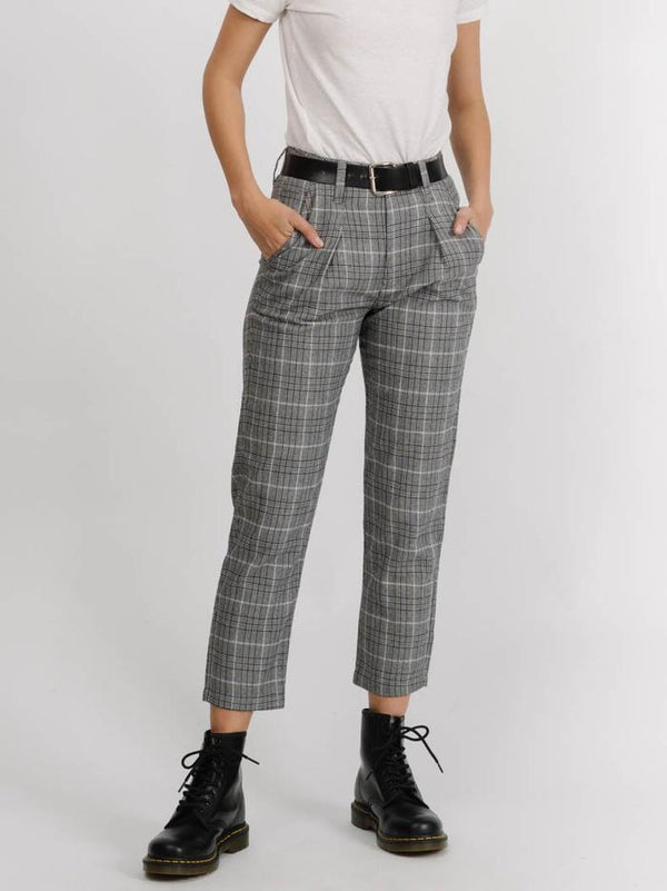 Thrills Ladies Miller Check Pants