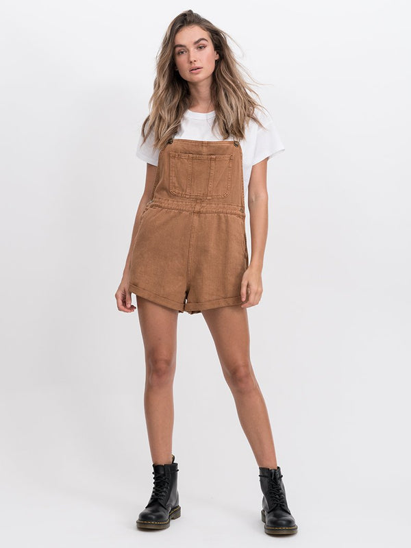Thrills Ladies Alexa Short Overalls