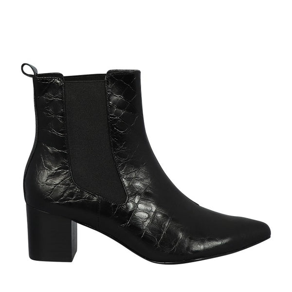 Skin Ladies York Boots - Right