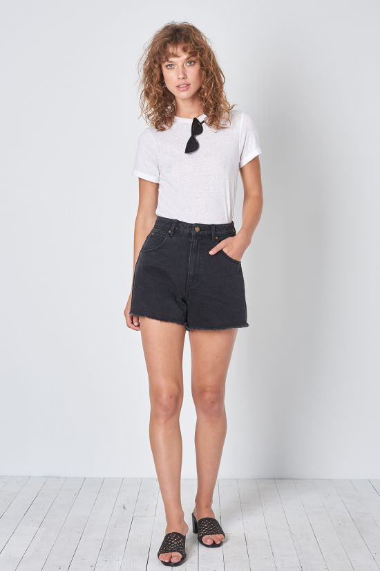 Rollas Mirage Shorts- Old Black