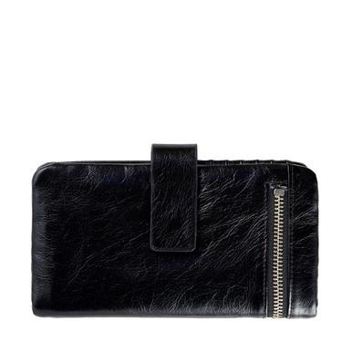 Status Anxiety Esther Wallet Black