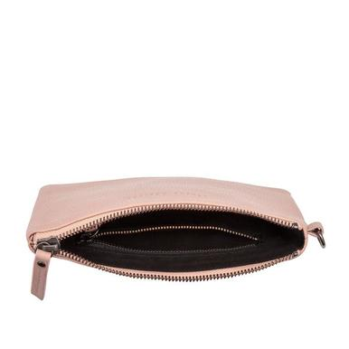 Status Anxiety Fixation Clutch- Dusty Pink